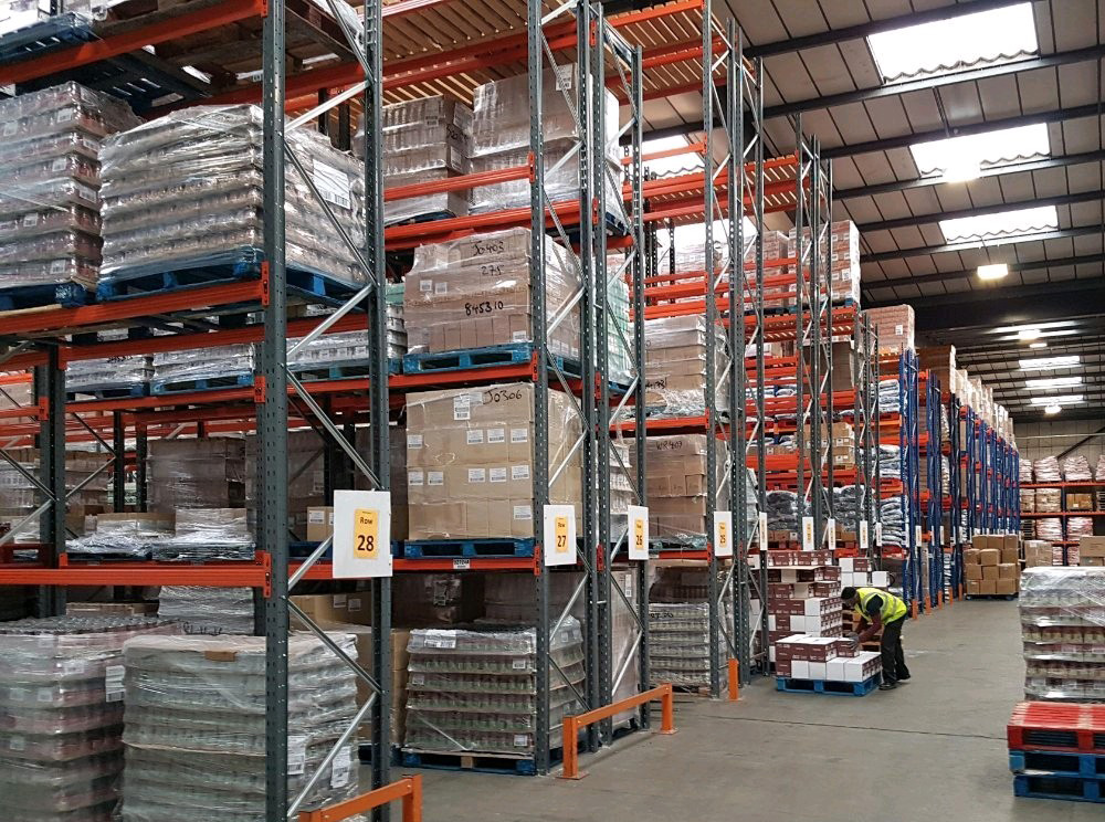 new warehouse in Bedford