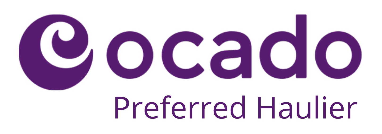 Ocado's preferred haulier